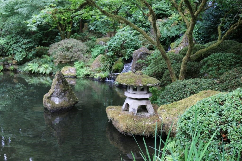 Creating a japanese garden my inspiration purely planting for Japanese garden features