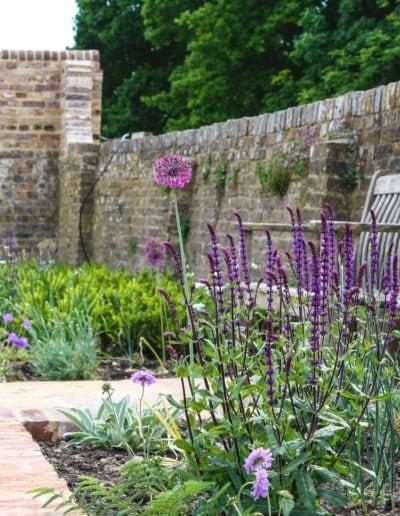 courtyard-planting